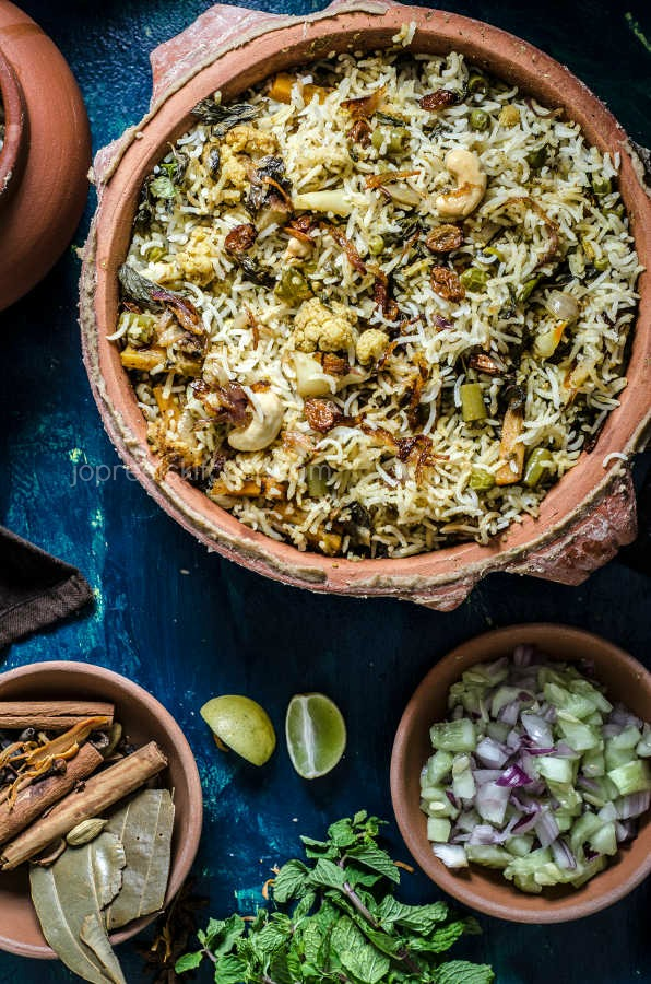 Hyderabad Dum Biryani