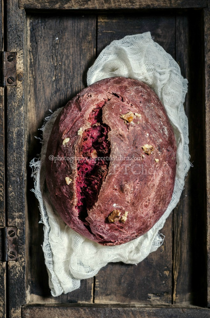 beetroot bread